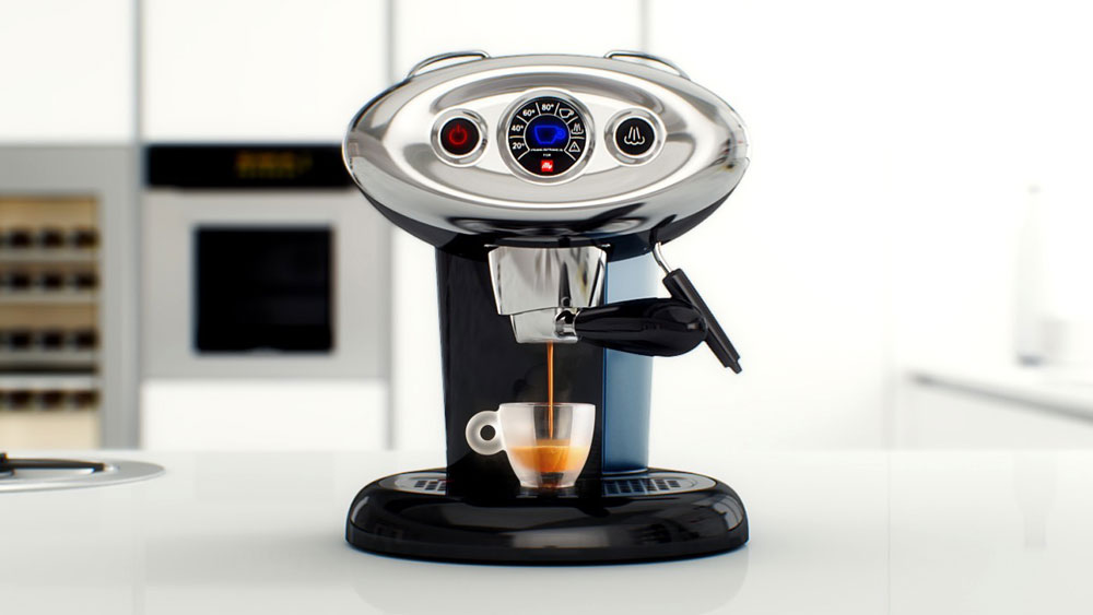 Machine A Cafe A Capsule Illy