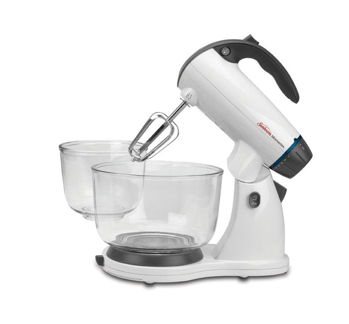 Amazon.com: Sunbeam 2371 MixMaster Stand Mixer, White: Electric Stand