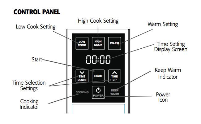 rival crock pot parts lid hinge Hamilton Beach Slow Cooker 33269 Manual Model West Bend Slow Cooker Manual