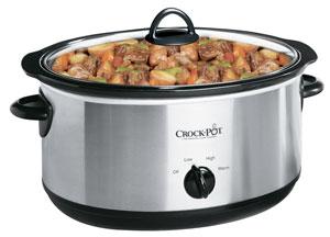 Crock-Pot SCV700SS 7-Quart Slow Cooker
