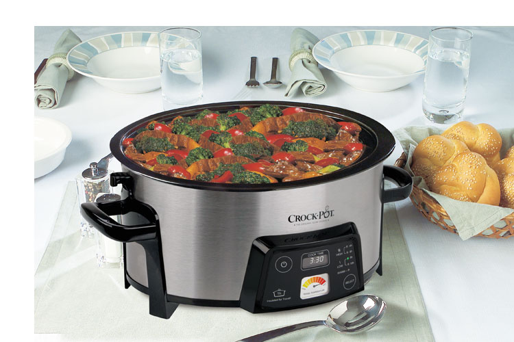 Crock-Pot® Cook & Carry™ Digital Slow Cooker GIVEAWAY