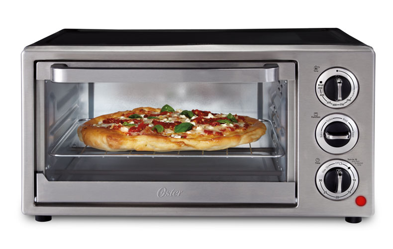 Countertop Oven Toaster : Amazon.com: Oster TSSTTVF815 6-Slice Toaster Oven: Kitchen & Dining