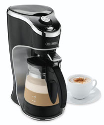 Mr Coffee Single Serve Coffee Maker Kohl S : Mr. Coffee BVMC-EL1 Cafe LatteCoffee Butler Reviews