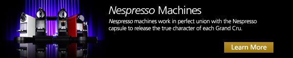 Nespresso-The Machines