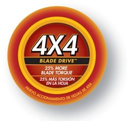 This is a picture of the 4 x 4 logo