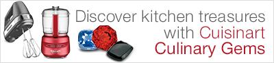 Cuisinart Culinary Gems