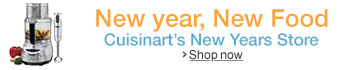 Cuisinart New year Store