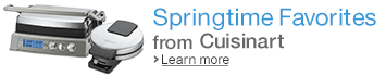 Cuisinart Spring Favorites
