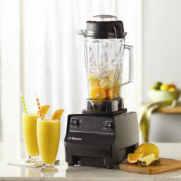 Vitamix 1782 TurboBlend, 2-Speed with fruits inside