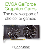 EVGA GeForce Graphics Cards