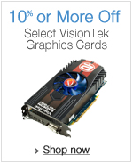 Save on VisionTek Graphics Cards
