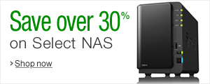 40% or More Off Select NAS