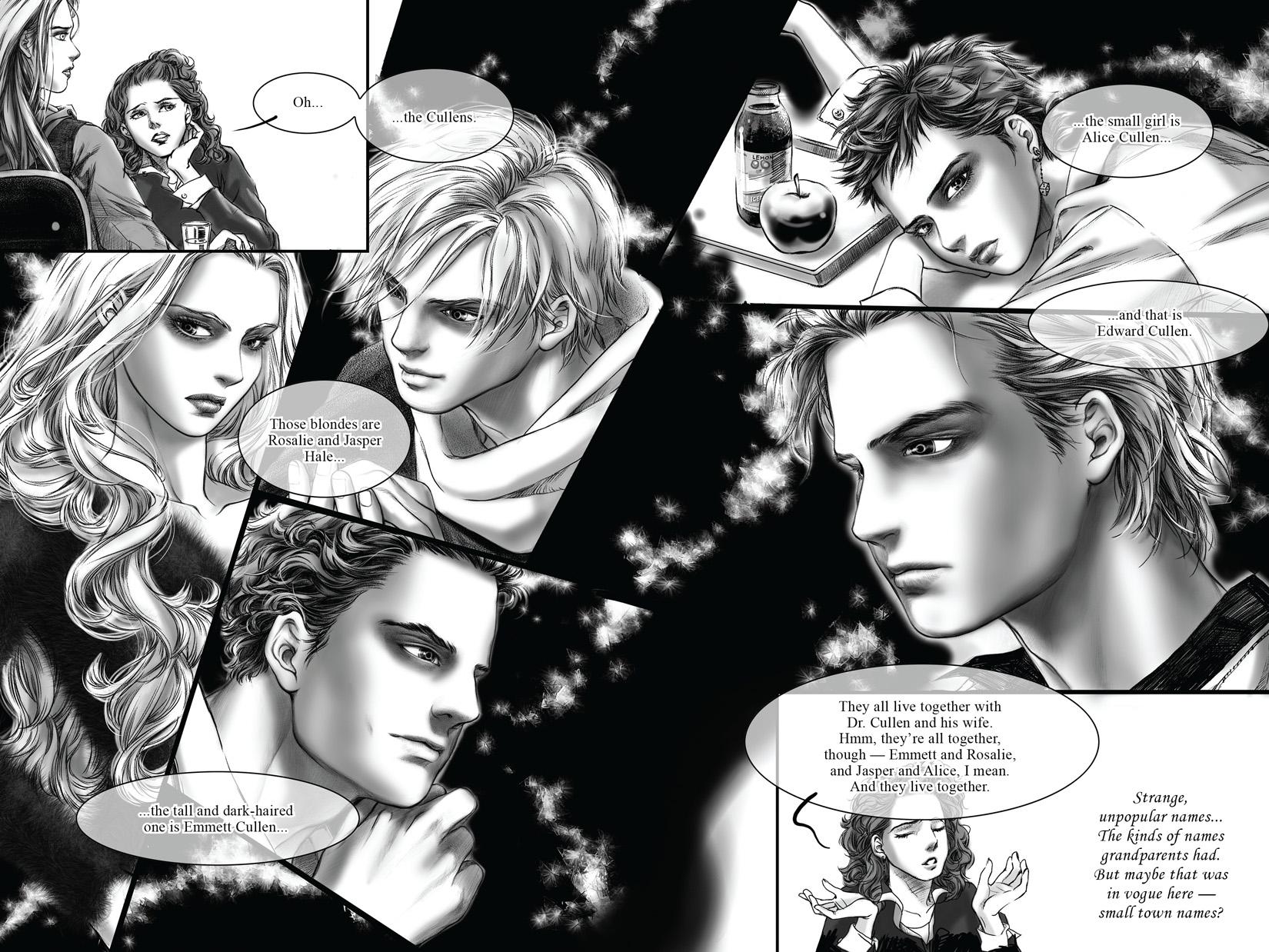 Amazon.com: Twilight: The Graphic Novel, Vol. 1 (The Twilight Saga
