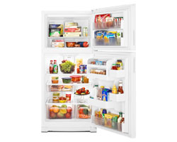 Amana® 21 cu. ft. Top-Freezer Refrigerator