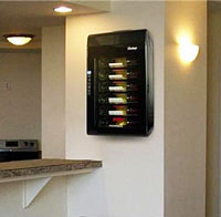 Vinotemp Wine Coolers :  VT-6TED-WB