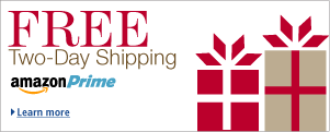 Get FREE Two-Day Shipping with Amazon Prime