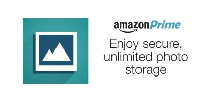 Enjoy secure, unlimited photo storage with Amazon Prime