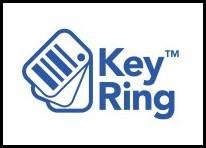 Key Ring Reward Cards