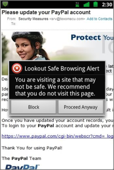 SafeBrowsing