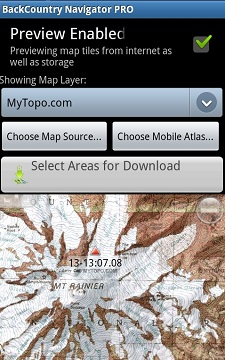 Backcountry Navigator Pro