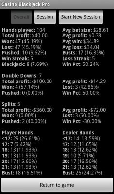 Casino Blackjack Pro