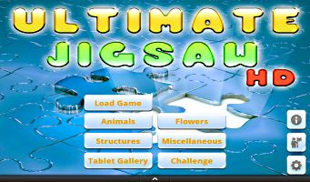 Ultimate Jigsaw Puzzle HD