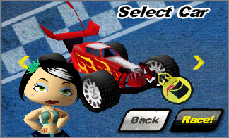 Choose from some stylin' rides
