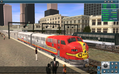 Trainz Simulator HD