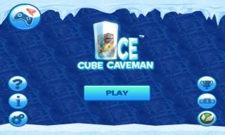 Ice Cube Caveman