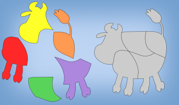 Kids Preschool Puzzle