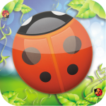 LadyBug Pop Puzzle Game