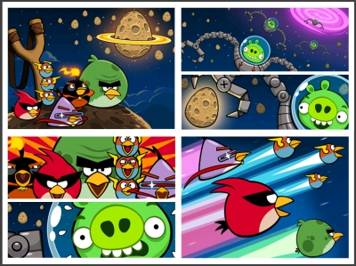 Angry Birds Space Free 400 x 299 jpeg