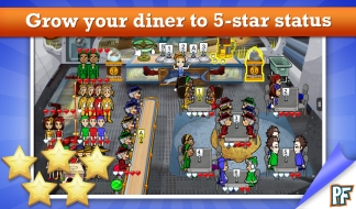 Diner Dash (Kindle Tablet Edition)