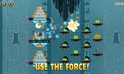 Angry Birds Star Wars Free