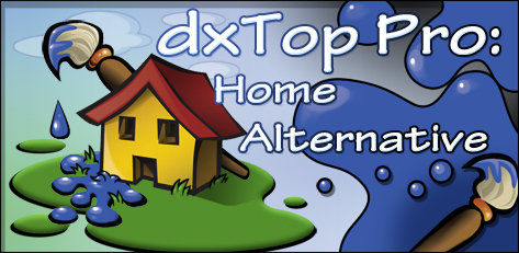 dxTop Pro: Home Alternative