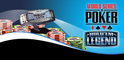 World Series Of Poker: Hold