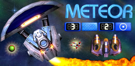 Meteor Brick Breaker