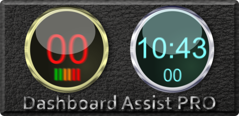 Dashboard Assist PRO: In-Car Dashboard, Hands-Free Answering, and Journey Logger