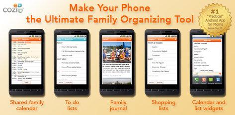 Cozi Family Organizer Premium