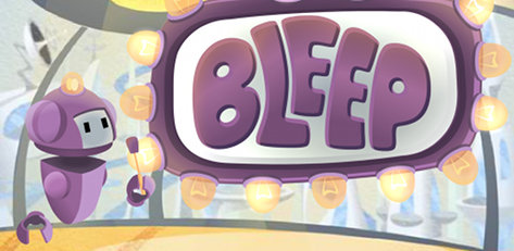 Bleep - Word Guessing Game