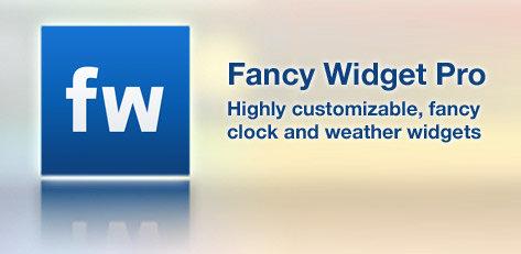 Fancy Widget Pro