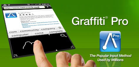 Graffiti(R) Pro for Android