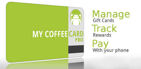 My Coffee Card Pro