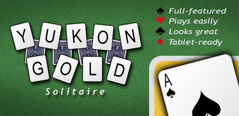 Yukon Gold Solitaire