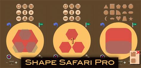 Shape Safari Pro