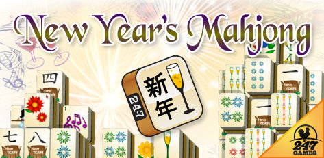 New Years Mahjong