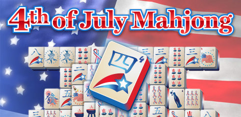 4th of July Mahjong