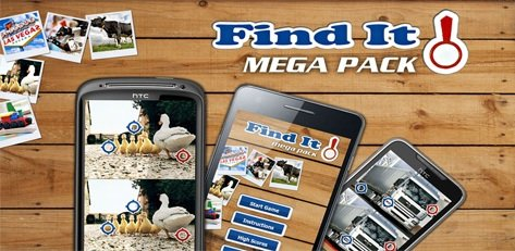 Find It MEGA PACK (No Ads): Find the Difference