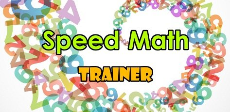 Speed Math Trainer