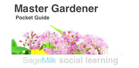 Master Gardener Pocket Guide